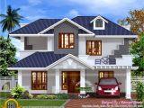 Kerala Style Home Plans Kerala Style Villa Exterior Kerala Home Design and Floor