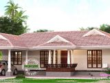Kerala Style Home Plans Single Floor Kerala Model Single Storied Home Design Floor Plans Home