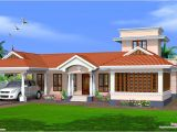 Kerala Style Home Plans Single Floor Style Single Floor House Design Kerala Home Plans