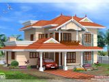 Kerala Style Home Plans with Photos Kerala Style 4 Bedroom Home Design Kerala House Design Idea