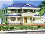 Kerala Style Homes Plans Free Kerala Style House Elevation 1976 Sq Ft Kerala House