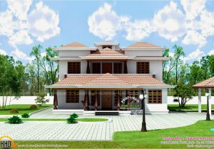 Kerala Traditional Home Plans with Photos Typical Kerala Traditional House Kerala Home Design and