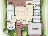 Key West Style Home Floor Plans Key West Charm 66160gw 1st Floor Master Suite Cad