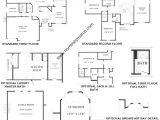 Kimball Hill Homes Floor Plans Kimball Hill Homes Rosewood Floor Plan