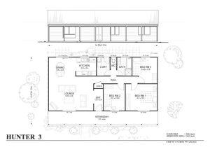 Kit Home Plans Kit Homes 4 Bedroom Steel Frame Kit Home Floor Plan Metkit