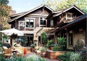 L Shaped Craftsman Home Plans 218 Best Craftsman Prairie Images On Pinterest Craftsman