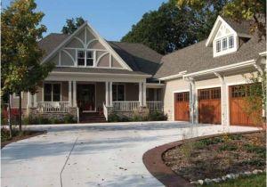 L Shaped Craftsman Home Plans Handsome 3 Bedroom Craftsman Cottage Home Hq Plans