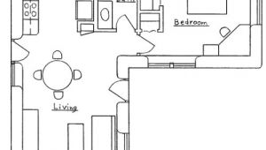 L Shaped Home Floor Plans L Shaped House Plan