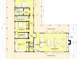 L Shaped Home Floor Plans L Shaped House Plans Home Decorating Ideasbathroom