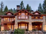 Lake Front Home Plans Lakefront Mountain Home In northern Idaho Mountain