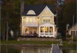 Lake Front Home Plans Narrow Lakefront Home Plans Homes Floor Plans