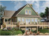 Lake Home Design Plans Crestwood Lake Waterfront Home Plan 032d 0686 House