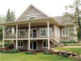 Lake Home Design Plans Lake House Plans with Walkout Basement 2018 House Plans
