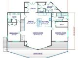 Lake Home Floor Plans Grand Lake House Plan by Hilltop Log Timber Homes