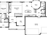 Lake Home Floor Plans the Sunset Lake 2189 3 Bedrooms the House Designers