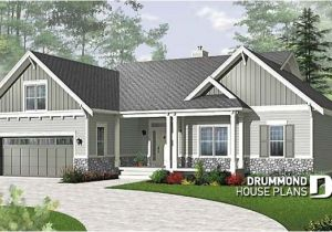 Lake Home Plans with Double Masters House Plan W3246 V1 Detail From Drummondhouseplans Com