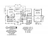 Lake Home Plans with Double Masters Mountain Lake House Plan House Plans by Garrell
