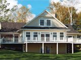Lake Home Plans with Porches Lake House Plans with Wrap Around Porch Lake House Plans