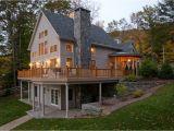 Lake Home Plans with Walkout Basement Walkout Basement House Plans for A Traditional Basement