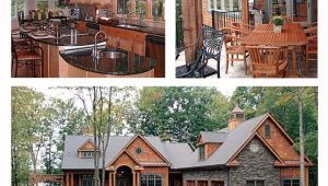 Lake House Plans for Steep Lots Craftsman Style Hillside House Plan 85480 is Positioned On