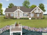 Lake View Home Plans Lake House Plans with Rear View Lake House Plans with Rear
