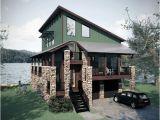 Lakefront Home Plans Farmhouse Plans Lake House Plans