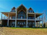 Lakefront Home Plans Lakefront House Plans with Walkout Basement Unique