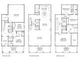 Lakeview Home Plan the Lakeview B Papillon