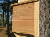 Large Bat House Plans Large 3 Chamber Bat House by Natures Nooks Mfg
