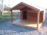 Large Breed Dog House Plans Extra Large Dog House Plans with Porch Escortsea