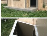 Large Breed Dog House Plans Insulated Dog House Dog Houses Pinterest Insulated
