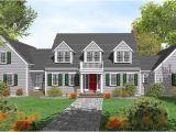 Large Cape Cod House Plans Large Cape Cod House House Design Ideas