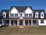 Large Country Home Plans 3 Story 5 Bedroom Home Plan with Porches southern House Plan