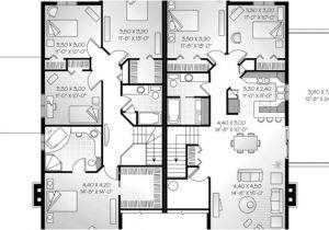 Large Duplex House Plans Inspiring Large Duplex House Plans 21 Photo Home Plans