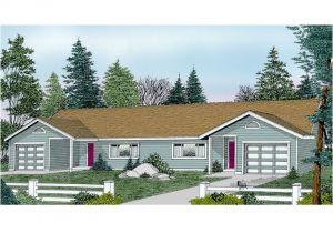 Large Duplex House Plans Plan 026m 0004 Find Unique House Plans Home Plans and