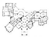 Large Estate House Plans Luxury Home Plans Mediterranean Home Design 8768