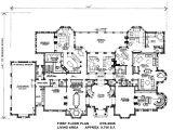 Large Estate House Plans Marvelous Mansion Home Plans 1 Luxury Mansion Home Floor