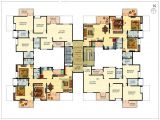 Large Family Home Floor Plans Large Family House Plans with Multi Modern Feature