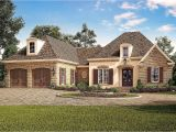 Large French Country House Plans Exclusive Acadian French Country House Plan with Vaulted