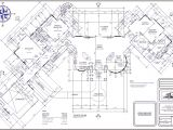 Large Home Floor Plans Big House Floor Plan Large Plans Architecture Plans 4063