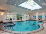 Large House Plans with Indoor Pool 20 Homes with Beautiful Indoor Swimming Pool Designs