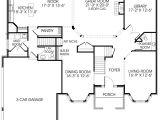 Large Kitchen Home Plans Big Great Room House Plans Home Deco Plans
