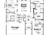 Large Kitchen Home Plans Small House Plans Big Kitchens Cottage House Plans