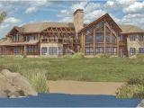 Large Log Home Plans Large Log House Plans Home Deco Plans