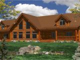 Large Log Home Plans One Story Log Home Plans Large One Story Log Homes Log