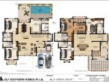 Large Luxury Home Plans Large Luxury House Plans or Luxury Villas Plans Cleancrew Ca