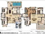 Large Luxury Home Plans Large Luxury House Plans or Luxury Villas Plans Cleancrew Ca
