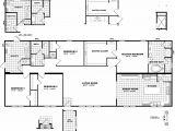 Large Modular Home Plans Triple Wide Mobile Home Floor Plans Delightful Clayton