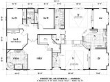 Large Modular Home Plans Triple Wide Mobile Home Floor Plans Mobile Home Floor