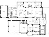 Large One Story Home Plan 19 Unique Large One Story House Plans Home Building